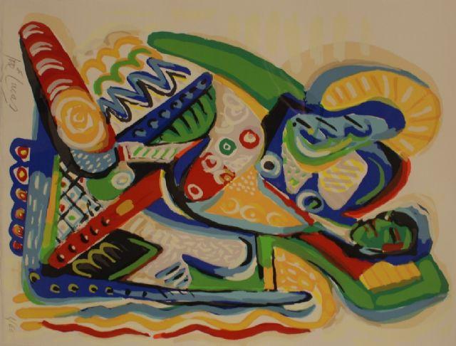 El Ayuntamiento de Mazarrón edita ´A siete tintas´, una obra serigráfica realizada por prestigiosos pintores - 3, Foto 3