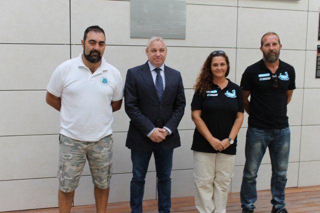 Doscientas personas participarán en la XX limpieza de fondos marinos Bahía de Mazarrón - 1, Foto 1