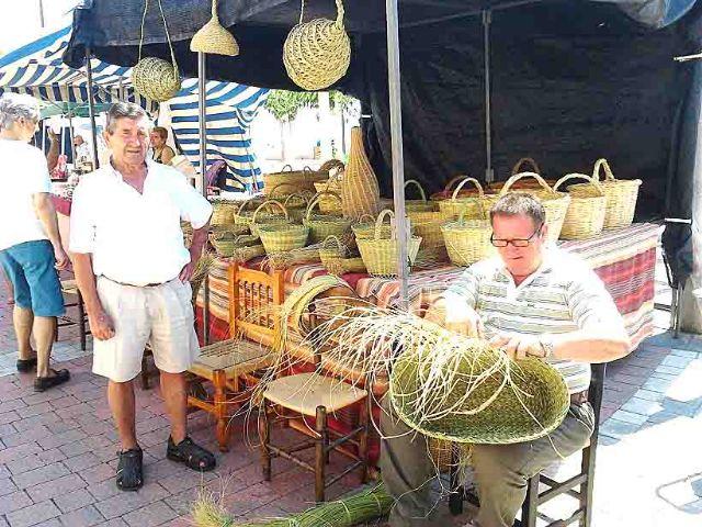 Nueva cita con el mercado artesano de Puerto de Mazarrón, Foto 2