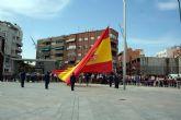 Alcantarilla celebrará mañana viernes, 10 de octubre el acto de homenaje a la bandera y a los caídos por España
