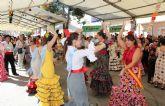 Feria de Mediodía Rociera para culminar las Fiestas Patronales de Puerto Lumbreras