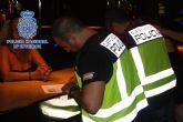 La Policía Nacional detiene a dos personas por delitos relativos a la prostitución en el polígono industrial de 'La Serreta'