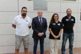 Doscientas personas participar�n en la XX limpieza de fondos marinos Bah�a de Mazarr�n