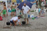 Los Alcázares celebra el Día de la Hispanidad con calderos a orillas del Mar Menor