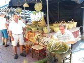 Nueva cita con el mercado artesano de Puerto de Mazarr�n
