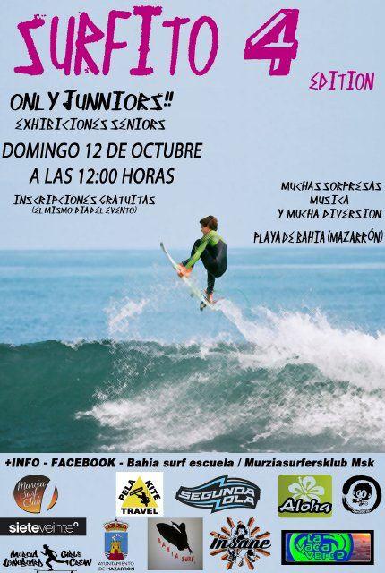 El IV campeonato junior de surf se disputará este domingo - 2, Foto 2