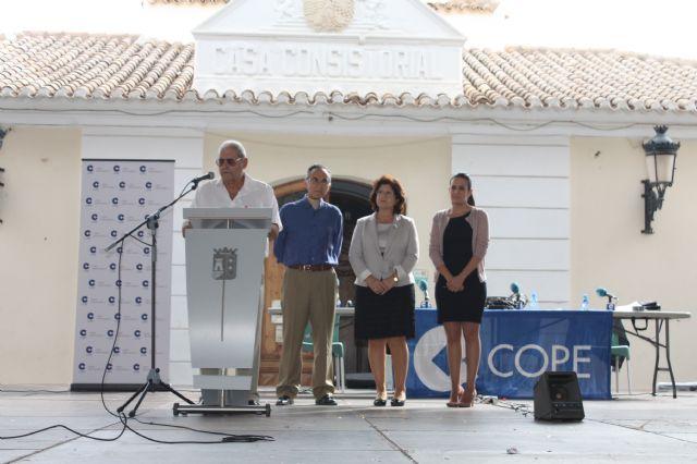 AFEMAR lee su manifiesto en Torre-Pacheco con motivo de la Semana Mundial de la Salud Mental - 1, Foto 1