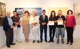 Puerto Lumbreras acogió la XX edición del Certamen de Pintura al aire libre en el que participaron más de 30 artistas de toda España