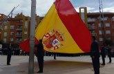 Alcantarilla celebró el acto de homenaje a la Bandera y a los Caídos por España.
