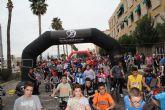 'En Forma Pedaleando' 2014 congregó a un millar de lumbrerenses en su tradicional recorrido urbano en bicicleta