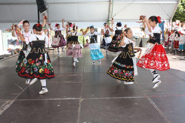 Star Majoretes obtiene el primer premio en el Desfile de Carrozas de Papelillo - 5, Foto 5