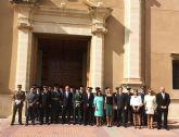 La Guardia Civil rinde homenaje a su patrona en Las Torres de Cotillas