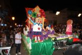 Star Majoretes obtiene el primer premio en el Desfile de Carrozas de Papelillo