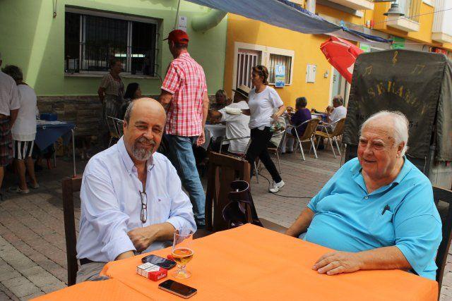 La Asociación Ecuménica de Camposol realiza su particular oktober fest en Puerto de Mazarrón, Foto 1