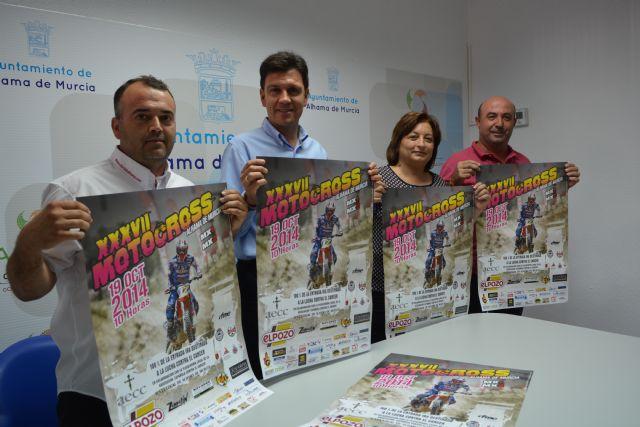 El 19 de octubre se celebra el XXXVII Motocross de la Feria a beneficio de la AECC, Foto 2