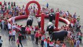 Multitudinario Encierro Infantil en las Fiestas de Puerto Lumbreras
