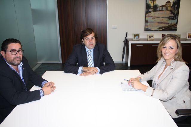 COEC se reúne con la nueva alcaldesa de Torre-Pacheco - 1, Foto 1