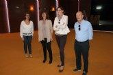 Cultura invierte más de un millón de euros en la remodelación del Cine-Teatro de Archena