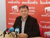 Saorín: 'Desde mayo se han destruido 2.854 empleos en Cieza'