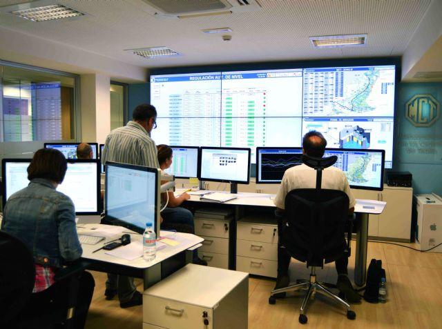 La Mancomunidad de los Canales del Taibilla licita las obras para conectar a su centro de control a gran parte de los municipios que abastece en la Región de Murcia, Foto 1