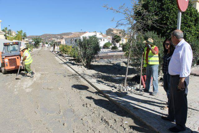 Técnicos municipales buscarán soluciones en la cabecera de la rambla para evitar inundaciones en Camposol, Foto 3