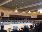 El Alcalde de Molina de Segura asiste en Bruselas a la firma del Pacto de la Iniciativa de los Alcaldes sobre Adaptación al Cambio Climático