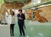 La exposición 'Itinerancias: Talla Contemporánea' llega a la Sala de Exposiciones del Complejo Cultural Auditorio de Puerto Lumbreras