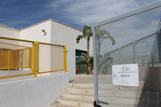 El Centro de Atención a la Infancia abrirá sus puertas el 3 de noviembre, Foto 1