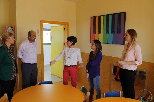 El Centro de Atención a la Infancia abrirá sus puertas el 3 de noviembre, Foto 2