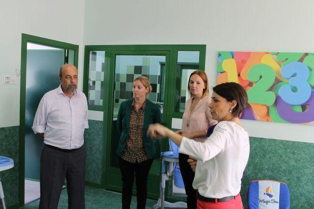 El Centro de Atención a la Infancia abrirá sus puertas el 3 de noviembre, Foto 4