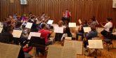 Cultura muestra en Cieza la primera adaptación que hace la Orquesta Sinfónica de la Región de Murcia de marchas de Semana Santa