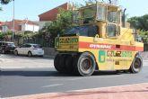 Mejoran la pavimentación de calles y caminos rurales deteriorados por las lluvias