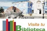 Las Asociaciones y Colectivos de Totana podrán realizar a partir de hoy una visita guiada por las dependencias de la biblioteca municipal