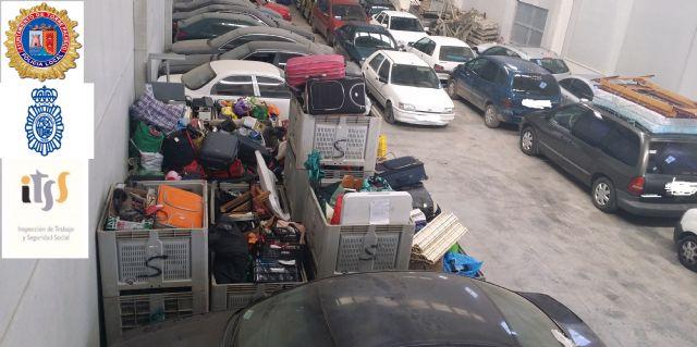 Golpe policial a la venta ilegal en Torre Pacheco - 2, Foto 2