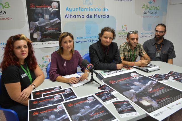 El Castillo de Alhama se prepara para una noche terrorífica con 'La maldición de Ugarés', Foto 1