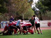 El Club de Rugby Totana sub-18 hace historia en Lorca