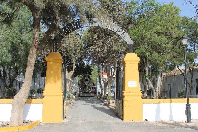 El ayuntamiento acomete obras de arreglo en los cementerios por valor de 100 mil euros, Foto 1