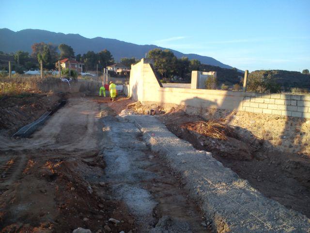 El Ayuntamiento de Alhama acomete obras de mejora en el camino del Cañarico hacia Librilla, Foto 2