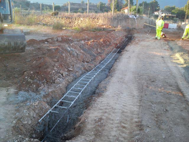 El Ayuntamiento de Alhama acomete obras de mejora en el camino del Cañarico hacia Librilla, Foto 4