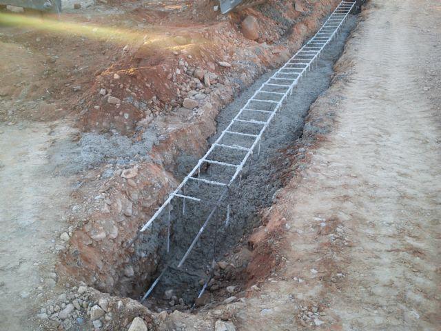 El Ayuntamiento de Alhama acomete obras de mejora en el camino del Cañarico hacia Librilla, Foto 5