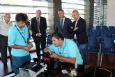 La fibra óptica llegará al municipio de Acantarilla este mismo año a 26.000 viviendas