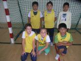 Un total de 911 escolares participan en la fase local de baloncesto, balonmano, fútbol sala y voleibol del programa de Deporte Escolar