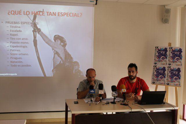 El próximo fin de semana el municipio acoge el I Raid Bahía de Mazarrón, Foto 1