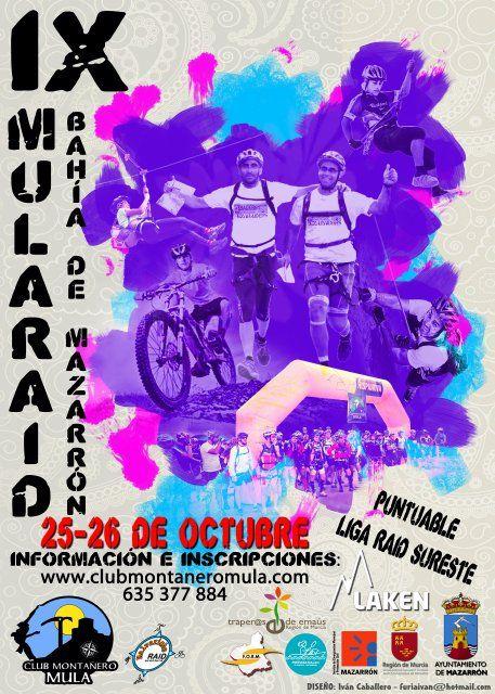 El próximo fin de semana el municipio acoge el I Raid Bahía de Mazarrón, Foto 2