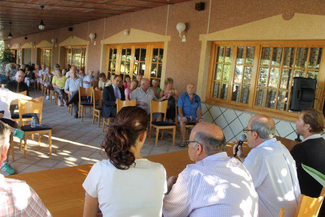 El alcalde atiende las demandas y sugerencias de los vecinos de Camposol - 2, Foto 2