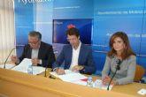 El Instituto de Fomento presenta la Oficina Móvil Info en Molina de Segura