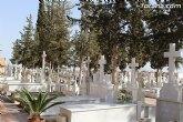 El Ayuntamiento pone a punto el Cementerio Municipal 'Nuestra Señora del Carmen' para la celebración del Día de Todos los Santos 2014