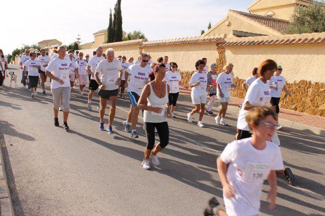 La Asociación MABS de Camposol celebra el próximo domingo una nueva edición de la Carrera por la Vida, Foto 2