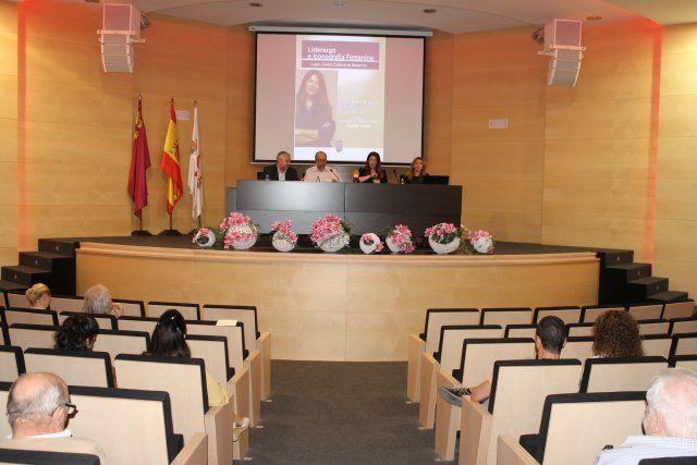 Valérie Tasso abre las jornadas del ciclo sobre liderazgo femenino - 3, Foto 3