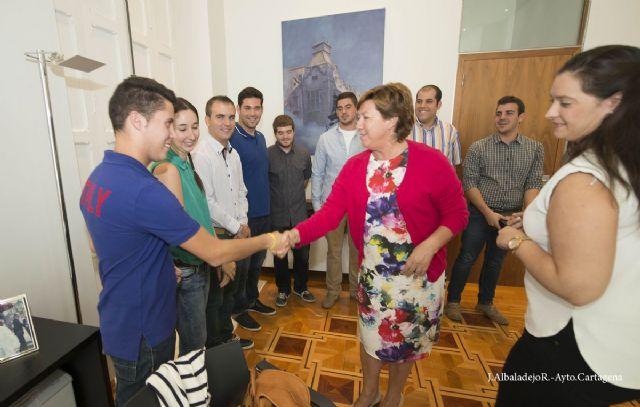 Los jóvenes de Cartagena celebran los 25 años de la Asociación A�ncora - 2, Foto 2